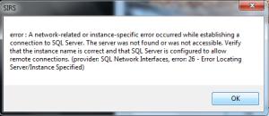 error - sirs 19082014